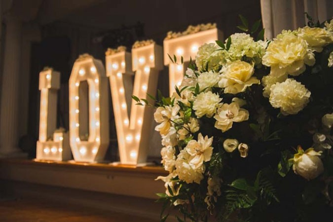 remarkable wedding planners dubai - all you need is love