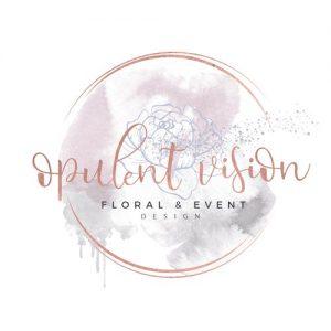 Opulent Vision Floral & Event Design Logo