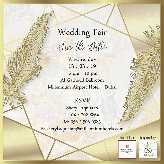 Event invitation.