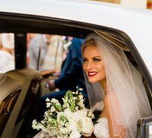 Inside Ruth & Conor's Elegant Wedding At St Regis Al Habtoor Polo Resort