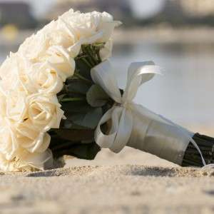 Bridal bouquet photography by The Studio in UAE