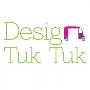 Design Tuk Tuk Logo