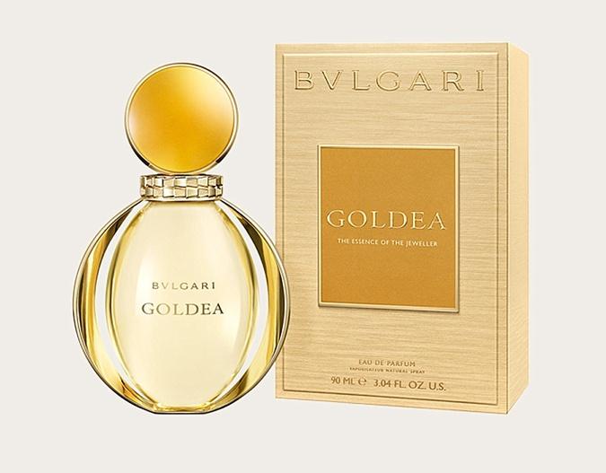 Bvlgari Goldea Perfume.