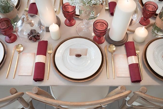 Iftar Set Up