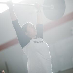 Weight Training at Crossfit Alioth Dubai