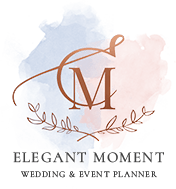 Elegant Moment Wedding & Event Planners Logo