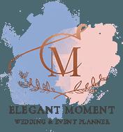 Elegant Moment Wedding & Event Planners Logo