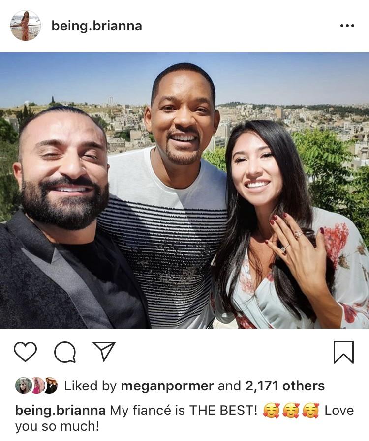 Brianna Instagram post
