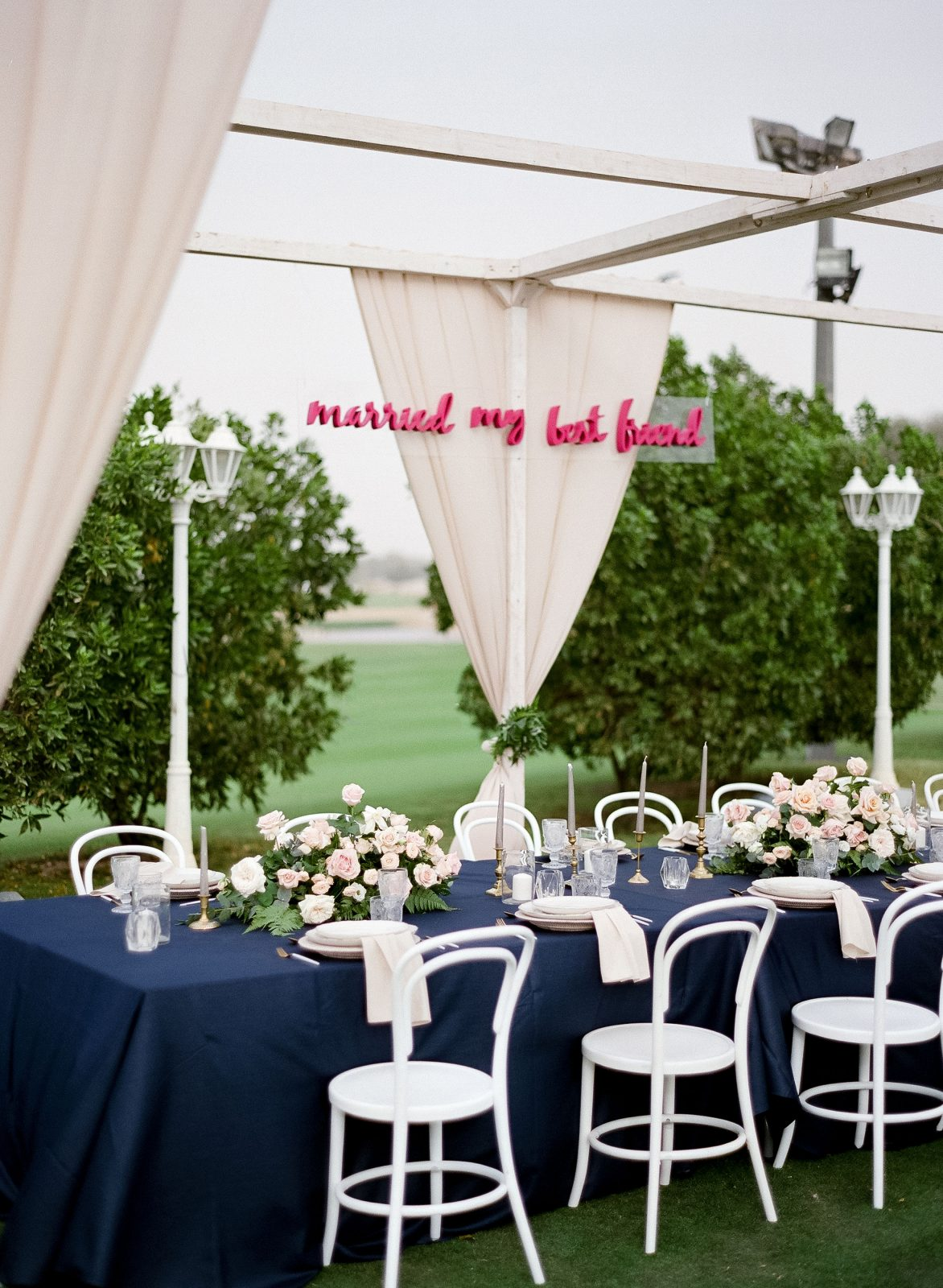 Neon wedding sign inspiration