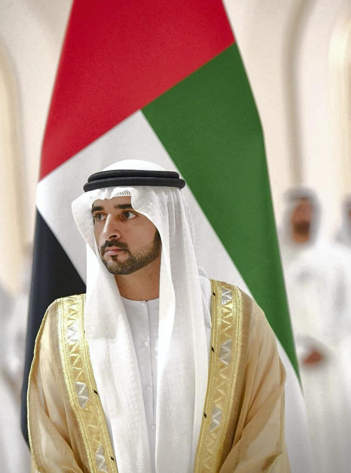 His Highness Sheikh Hamdan, Crown Prince of Dubai