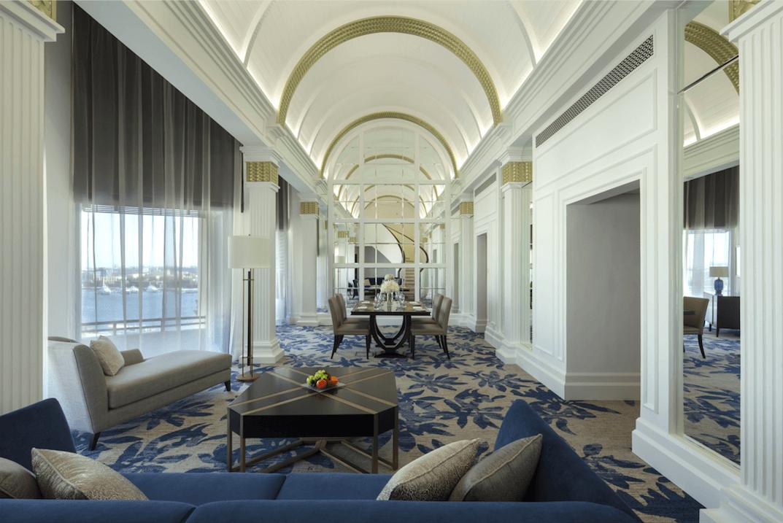 Radisson Blu Presidential Suite