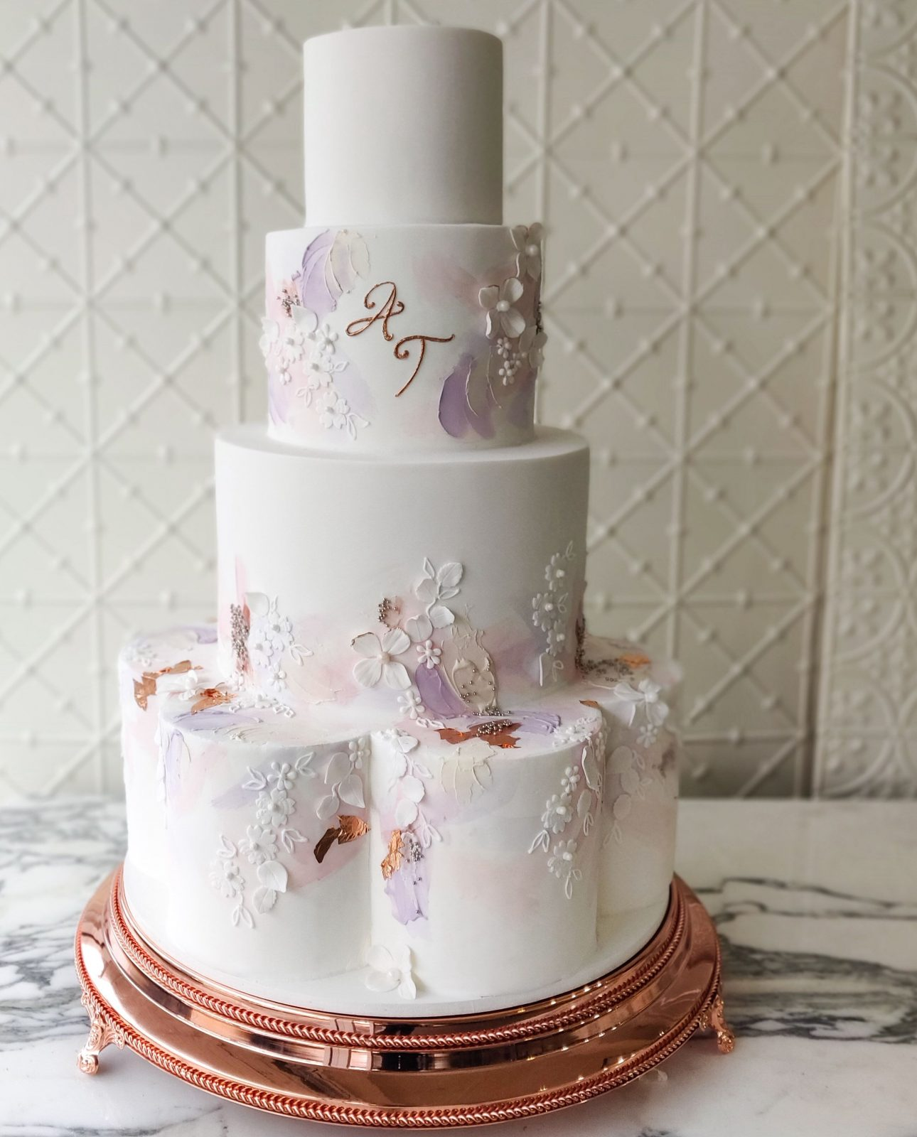 Faye Cahill Wedding Cake Inspiration