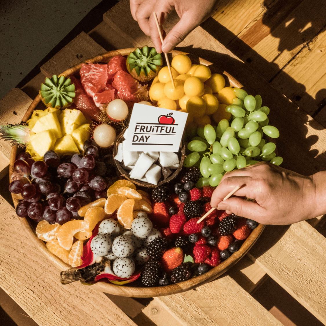 Fruitful Day Fruit Platter