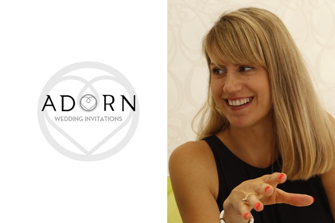 Katerina Vermes, Head Designer/Creative Director of Adorn Wedding Invitations