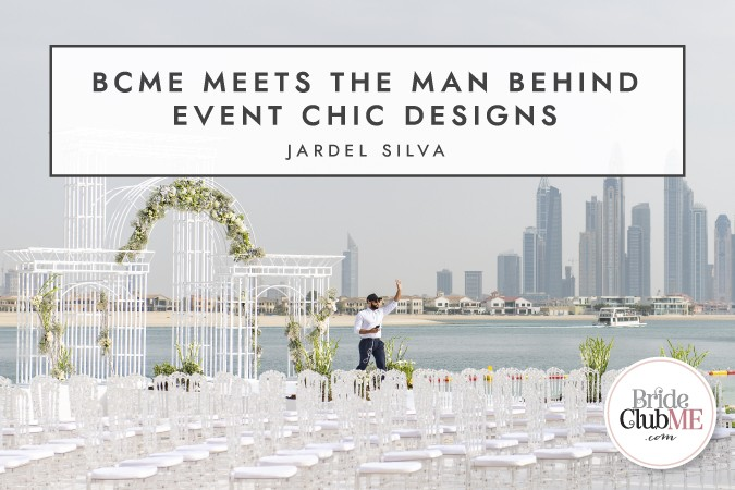 BCME Meets The Man Behind Event Chic Designs - Jardel Silva