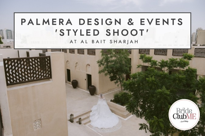 Palmera Design & Events Styled Shoot