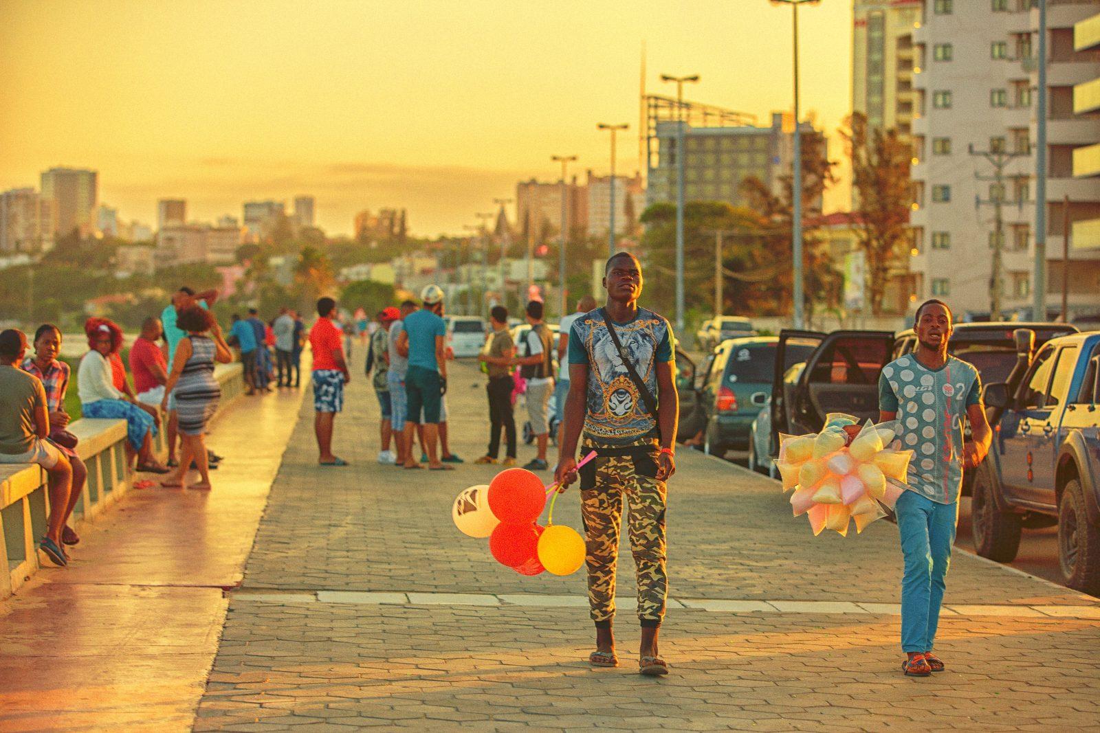 Mozambique street