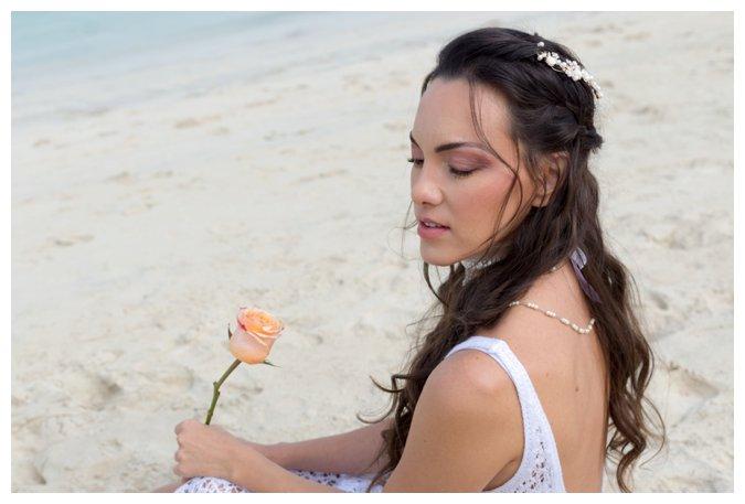 Quite Quaint Brides beach photo shoot
