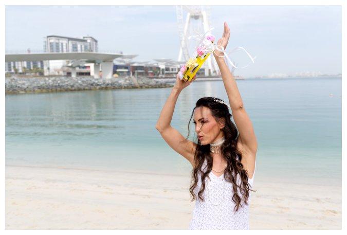 Quite Quaint Brides beach accessories