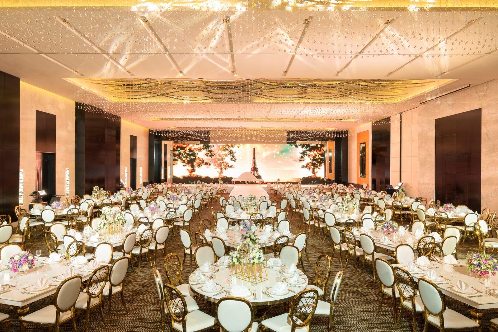 Sofitel Corniche Abu Dhabi Ballroom