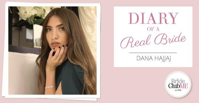 Diary of a Real Bride - Dana Hajjaj
