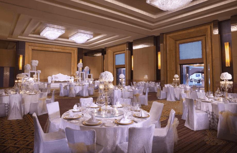 Dusit Thani Abu Dhabi Ballroom