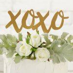 Inspiration: Alternative Wedding Cake Toppers