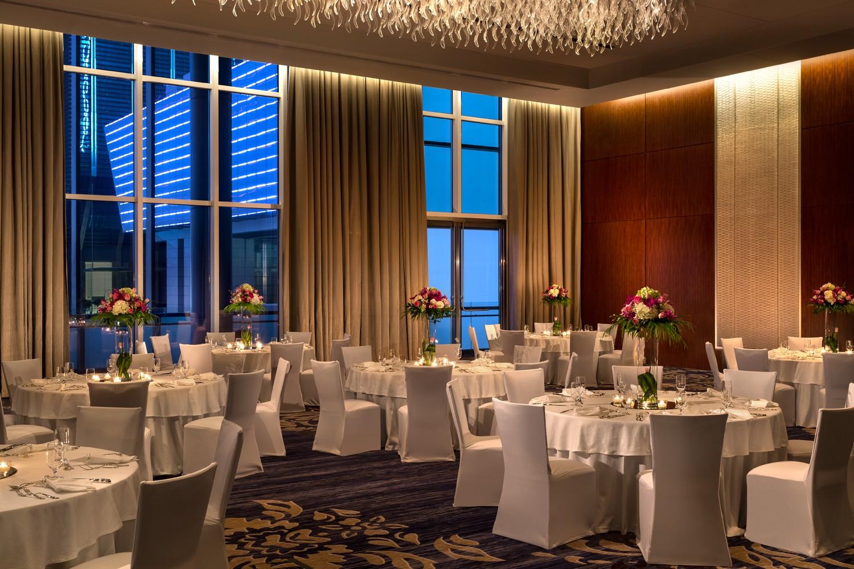 Rosewood Abu Dhabi ballroom