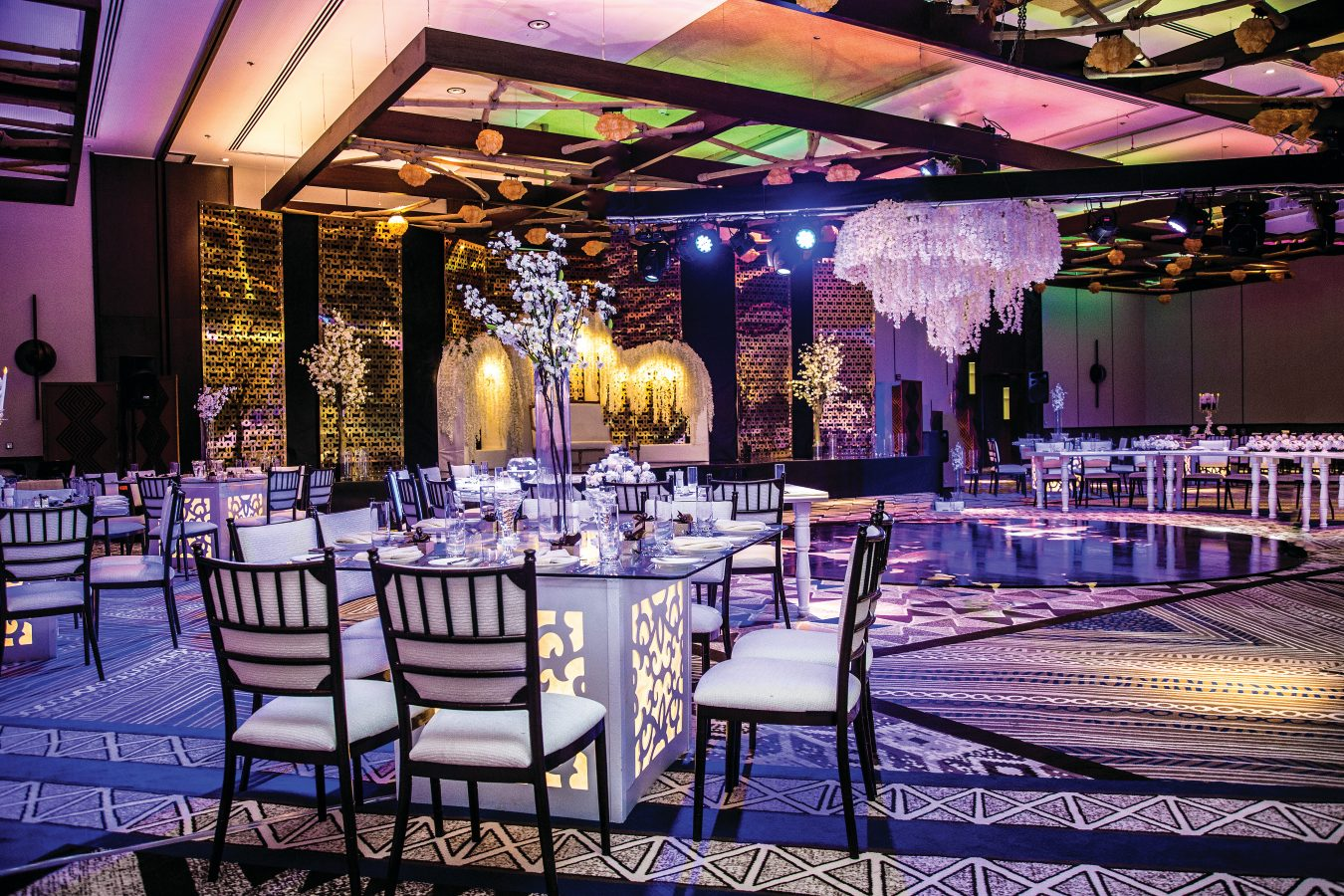 Lapita, Dubai Parks and Resorts Ballroom