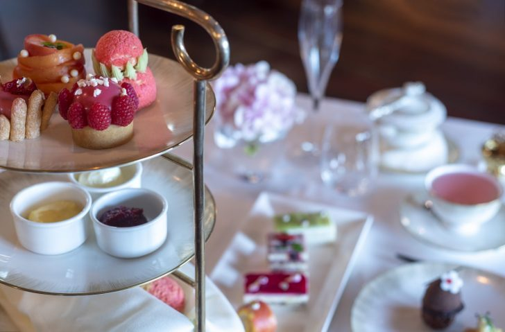 The Ritz-Carlton, Dubai JBR High Tea
