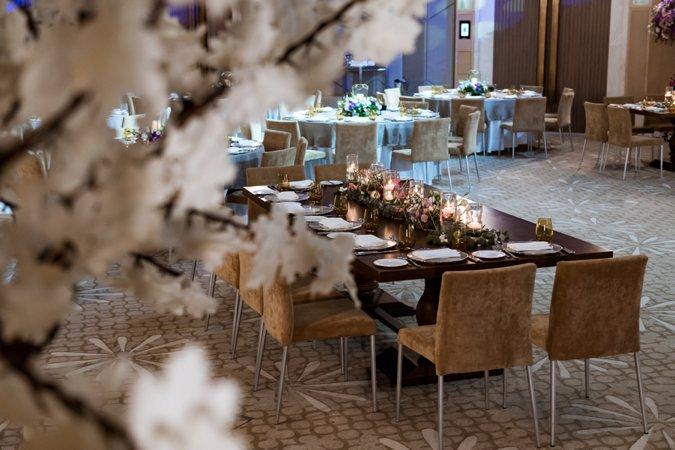 Mandarin Oriental Dubai ballroom