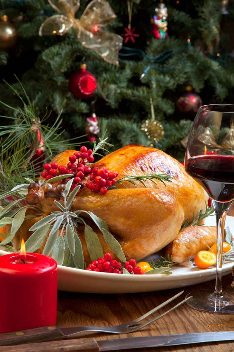 Sofitel Dubai The Palm Christmas Turkey