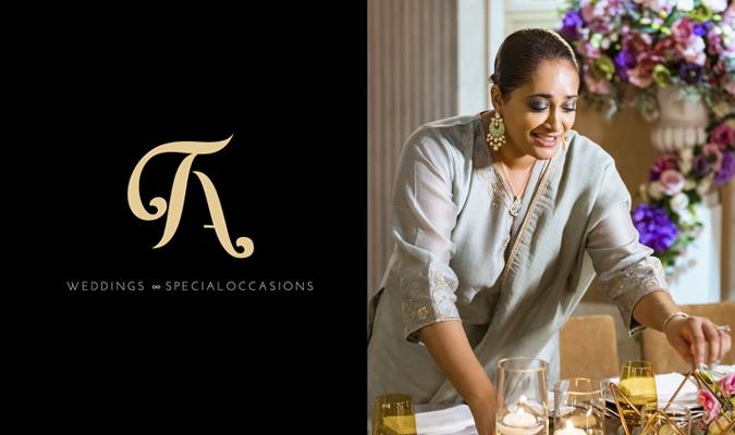 Tasneem Alibhai of TA Weddings & Special Occasions