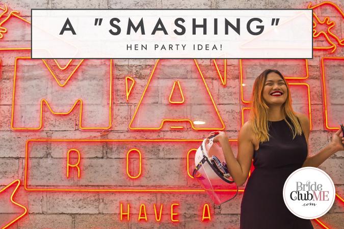 A Smashing Hen Party Idea!