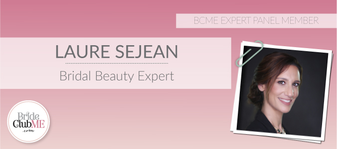 Laure Sejean Bridal Beauty Expert