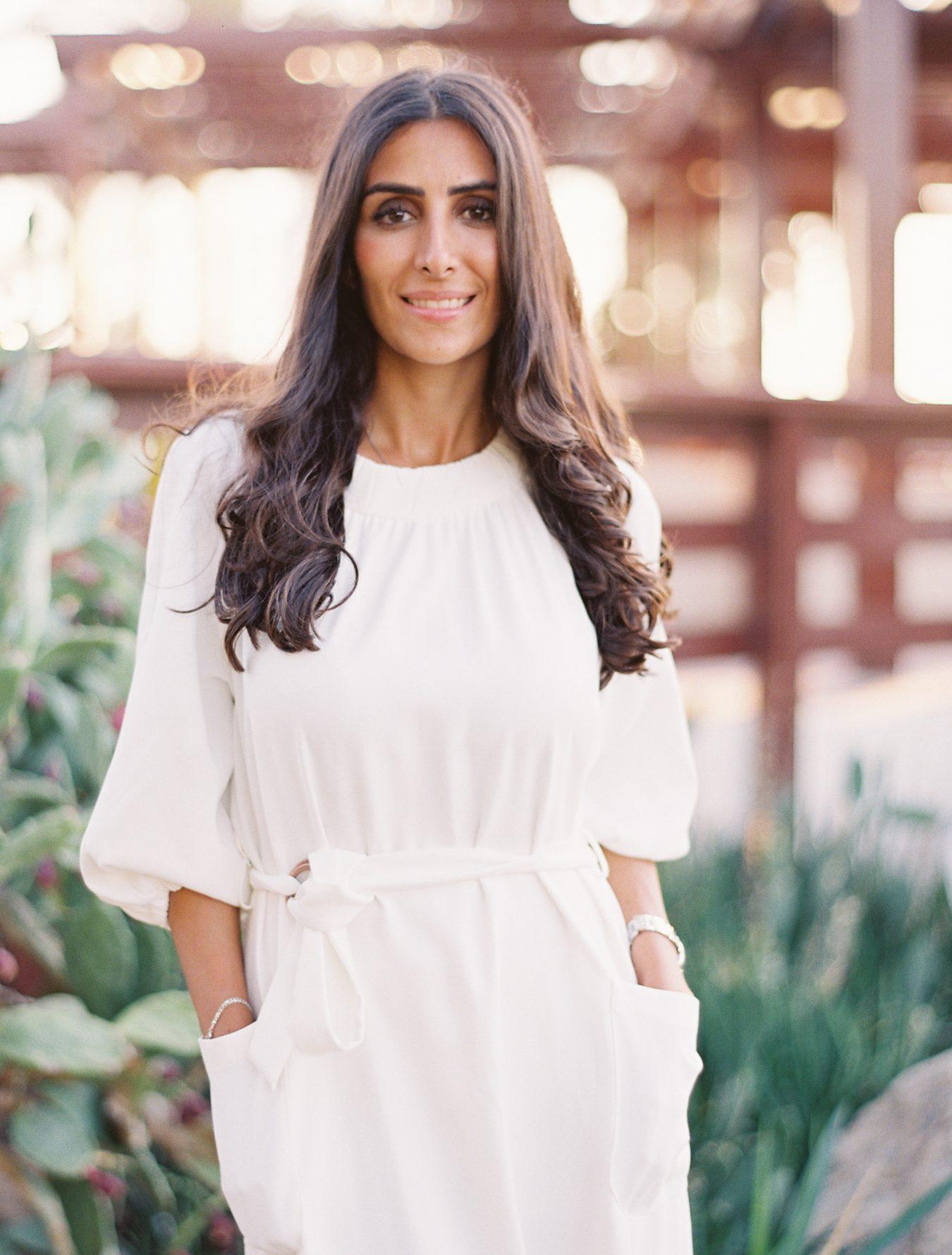 Rasha Badran, The Purple Chair