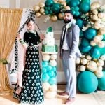 A Luxe Gold & Green Styled Wedding Shoot – Inspiration For The Indian Bride