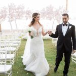 Elham And Saman: A Beautiful Wedding At Burj Al Arab Mixing Persian And Western Inspirations
