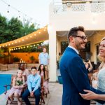 An Intimate Garden Wedding In Dubai – Jennifer & Georgios