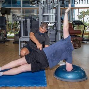 optimalFITNESS rehabilitation and personal training