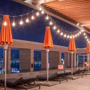 A wedding venue by Canopy by Hilton